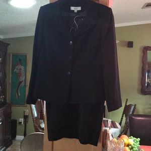 New with tags. Black classy suit